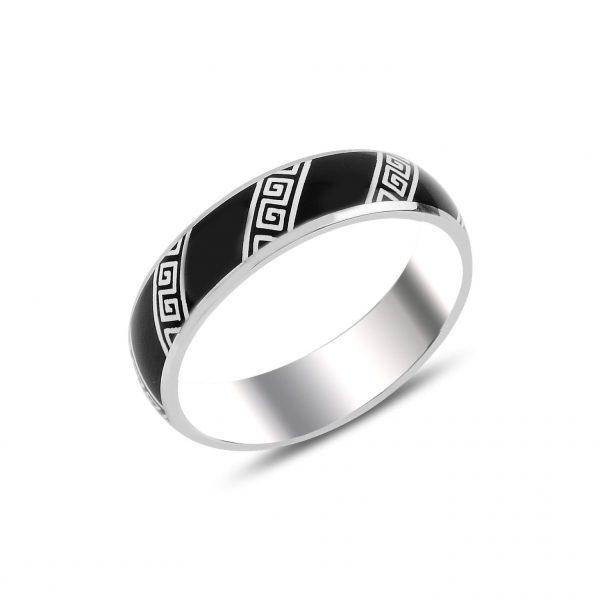 Mineli Gümüş Alyans, Sade Alyanslar  925 ayar gümüştür.