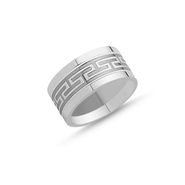 Taşsız Gümüş Alyans, İkili Alyanslar  925 ayar gümüştür.