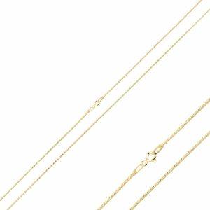 25 Mikron Halat Zincir Gümüş Kolye, Zincir Altın Kaplama Zincir 925 Ayar Gümüştür.
